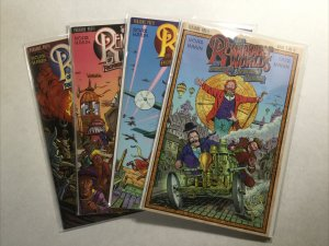 The Remarkable Worlds Of Professor Phineas B Fuddle 1-4 Lot Run Set Nm Paradox