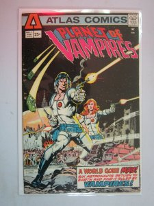 Planet of Vampires (Atlas Comics) #1(1975) FN 6.0