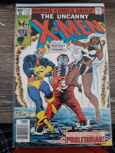 Uncanny X-men Vol 1 Issue 124