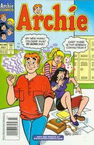 Archie #485 VF/NM; Archie | save on shipping - details inside