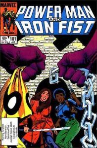 Marvel POWER MAN AND IRON FIST (1978 Series) #101 VF