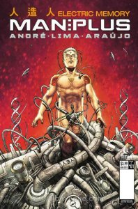 Man Plus #1A VF/NM; Titan   save on shipping - details inside