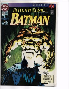 DC Comics Detective Comics #666 Batman; Knightfall Part 18 Kelley Jones Cover