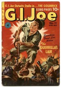 GI Joe 311 1951- STALIN- intro Bandit Queen VG/G