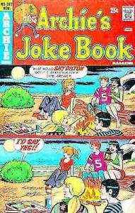 Archie's Jokebook Magazine #202 FN; Archie | save on shipping - details inside