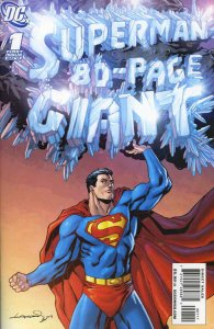 Superman 80-Page Giant #1 VF/NM; DC | save on shipping - details inside
