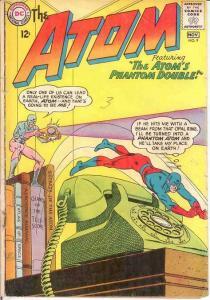 ATOM 9 G-  November 1963 Gardner Fox/Gil Kane/ Anderso COMICS BOOK