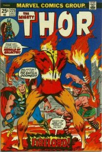 Thor (1966 series) #225, VG (Stock photo)