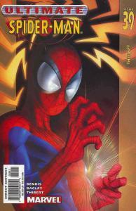 Ultimate Spider-Man #39 VF; Marvel | save on shipping - details inside