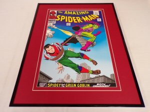 Marvel Comics Amazing Spider-Man #39 Framed 16x20 Cover Poster Display
