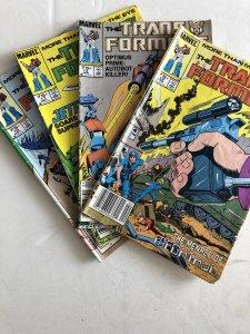 Transformers 10-13, readers