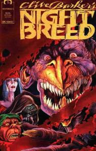 Night Breed (Clive Barker's…) #5 VF; Epic | save on shipping - details inside