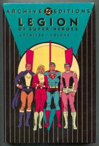 Legion of Super-Heroes Archives Vol 1 hardcover
