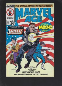Marvel Age #77 (1989)