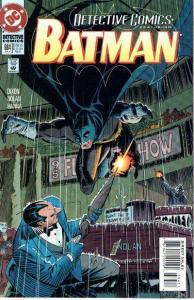 Detective Comics (1937 series) #684, NM- (Stock photo)