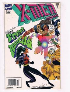 X-Men 2099 #18 VF Marvel Comics Modern Age Comic Book Mar 1995 DE44