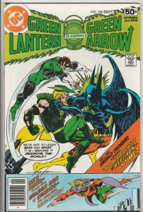 Green Lantern #108 (Sep-78) NM High-Grade Green Lantern, Green Arrow, Black C...