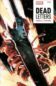 Dead Letters #6 VF/NM; Boom!   save on shipping - details inside