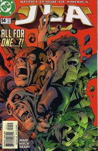 JLA #54 VF/NM; DC   save on shipping - details inside