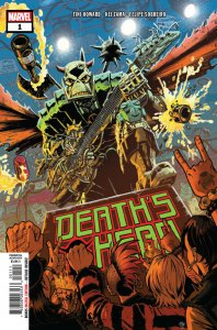Deaths Head #1 (Marvel, 2019) NM