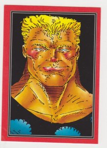 1992 Comic Images Youngblood #66 Oversized