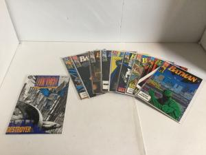 Batman 471 472 473 474 476 477 478 479 480 LODK 27 Lot Near Mint- DC Comics A17