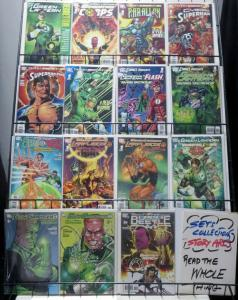 GREEN LANTERN MODERN 1-SHOT/SPECIALS/CROSSOVERS COLLECTION! 15 BOOKS!