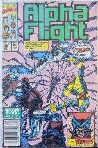 Alpha Flight #88 (1990)