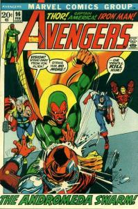 Avengers, The #96 VG; Marvel   low grade comic - save on shipping - details insi