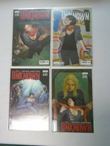The Unknown The Devil Made Flesh Set: #1-4 8.0 VF (2009)