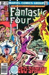 Fantastic Four (1961 series) #228, VF