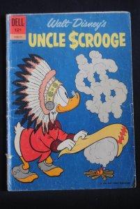 Walt Disney's Uncle Scrooge #39, 1962