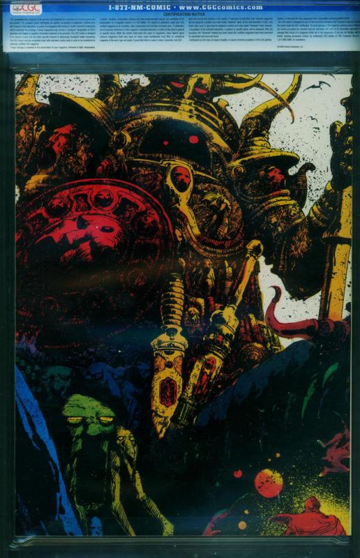 HEAVY METAL #1 APRIL 1977--CGC 9.8--CORBEN-BODE-MOEBIUS 1031863001