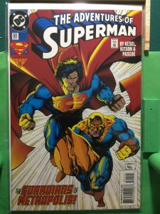 The Adventures of Superman #511