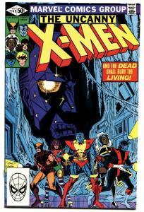X-MEN-#149 WOLVERINE bronze-age comic book-high grade marvel