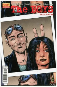 THE BOYS #69, NM, Garth Ennis, Darick Robertson, 2006, more in our store