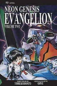 Neon Genesis Evangelion Collected Books (Action Edition) #2 VF/NM; Viz | save on