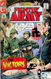 Fightin' Army #108 VG; Charlton | low grade comic - save on shipping - details i