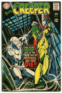 Beware the Creeper 5 Feb 1969 FI- (5.5)