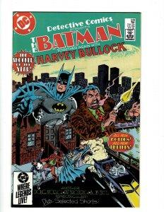 Detective Comics # 549 NM 1st Print DC Comic Book Batman Robin Joker Bane SR1