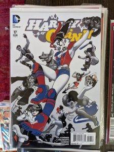 Harley Quinn #17 (2015)