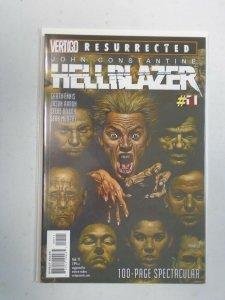 Vertigo Resurrected Hellblazer #1 NM (2011 Vertigo/DC)