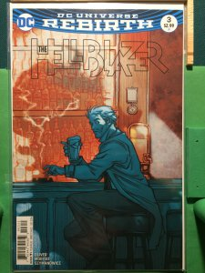 The Hellblazer #3 DC Universe Rebirth