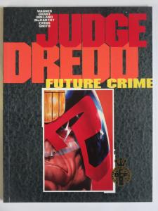Judge Dredd Future Crime (Fleetway) TPB 2000AD Wagner Grant Bolland McCarthy++