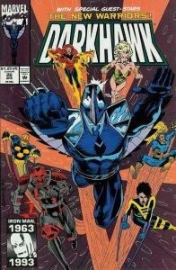 Darkhawk #26 FN; Marvel | save on shipping - details inside