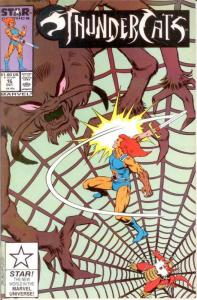 THUNDERCATS 16 VF-NM Oct. 1987