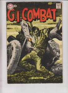 G.I. Combat #71 january 1960 - silver age dc comics - war - grandenetti cover