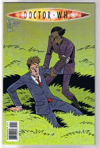 DOCTOR WHO #10, NM, Paul Grist, Keep of the Grass, 2009, IDW, more DW in store