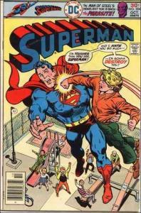 DC SUPERMAN (1939 Series) #304 VF-