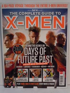 The Complete Guide to the X-MEN